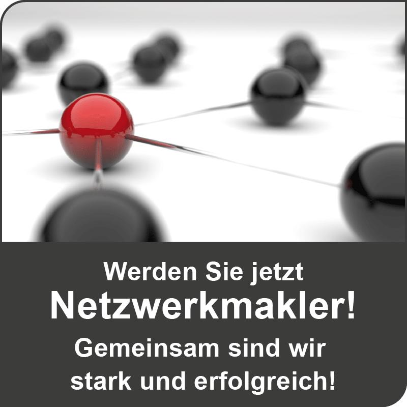 Netzwerkmakler werden